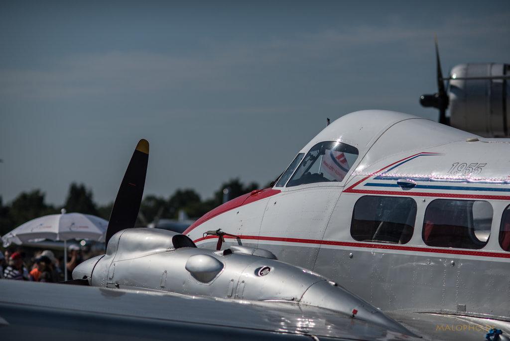 LTU De Havilland Flügel