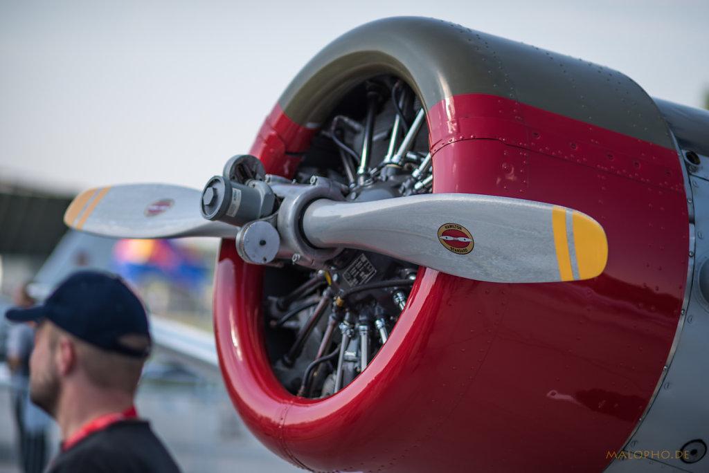 Vultee Propeller