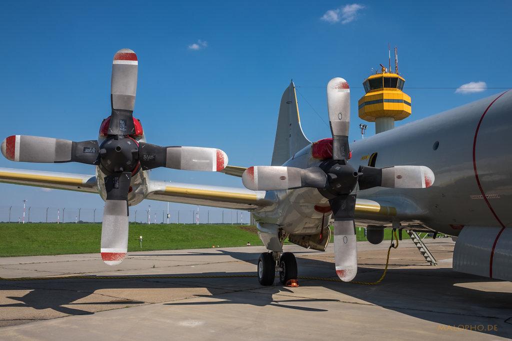 Lockheed Orion Propeller