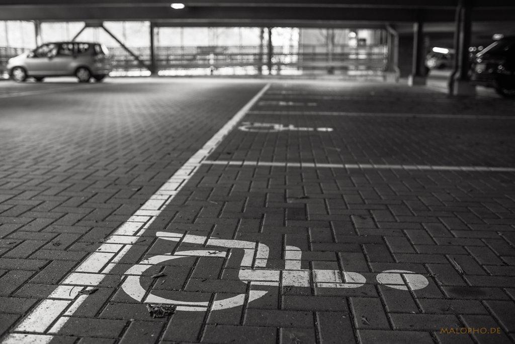 Für Rollstuhlfahrer
