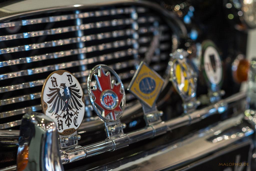 Autoclub Plaketten