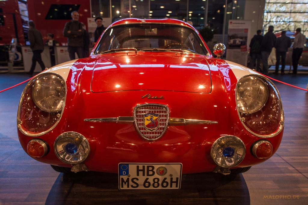 Fiat Abarth 750 GT-1