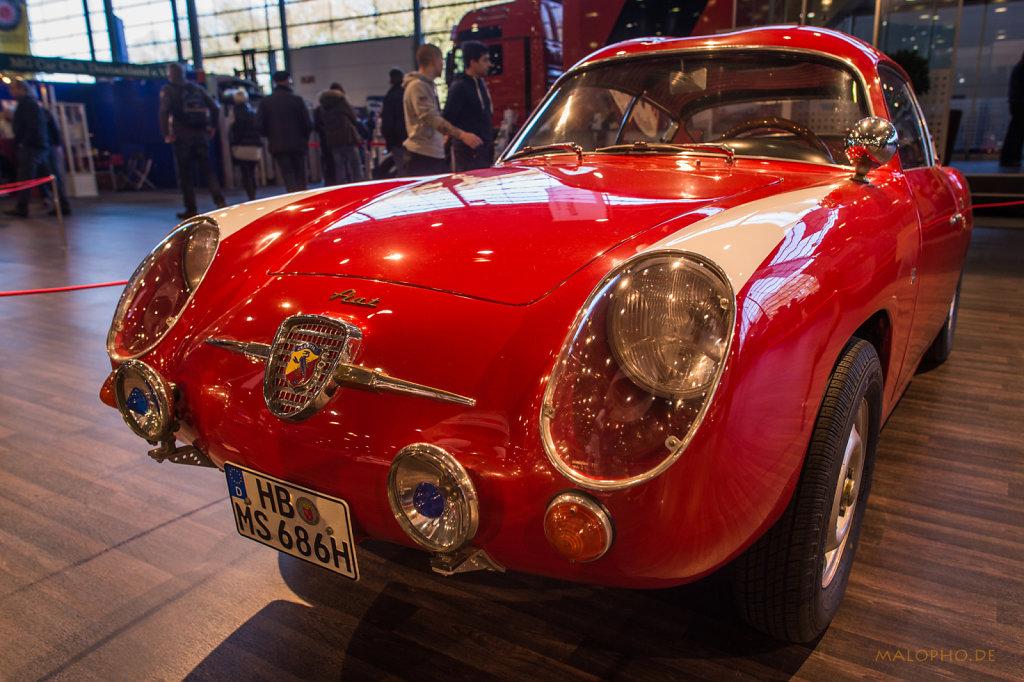 Fiat Abarth 750 GT-2