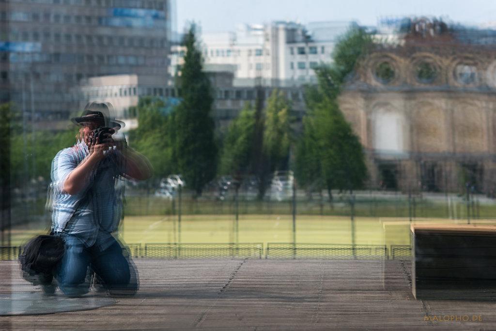 Spiegelfotograf