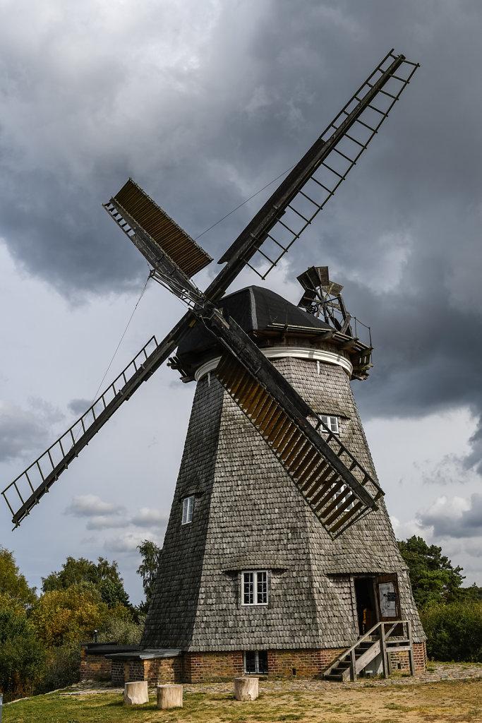 Benzer-Mühle