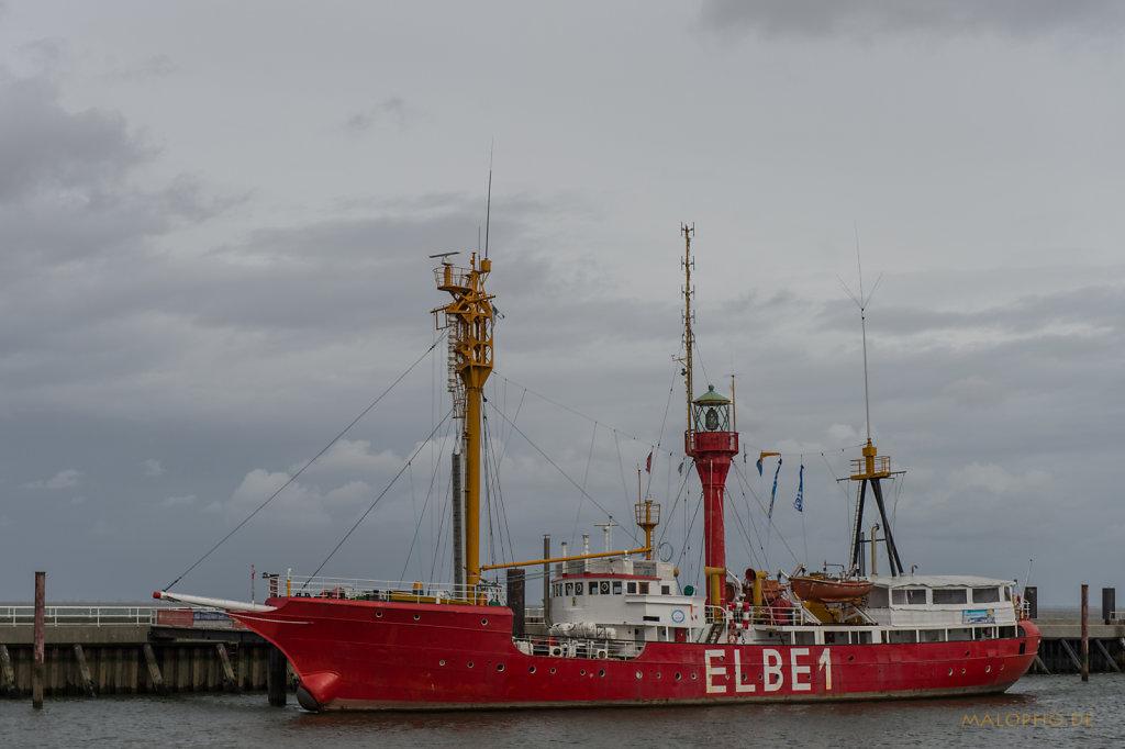 Cuxhaven Elbe 1