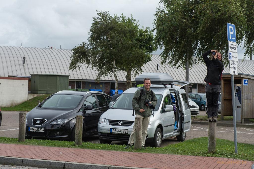 Cuxhaven Pfostenfoto
