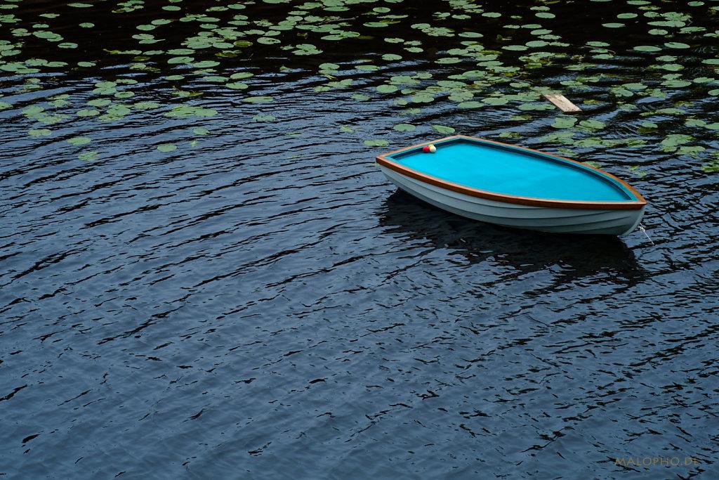 Billardboot
