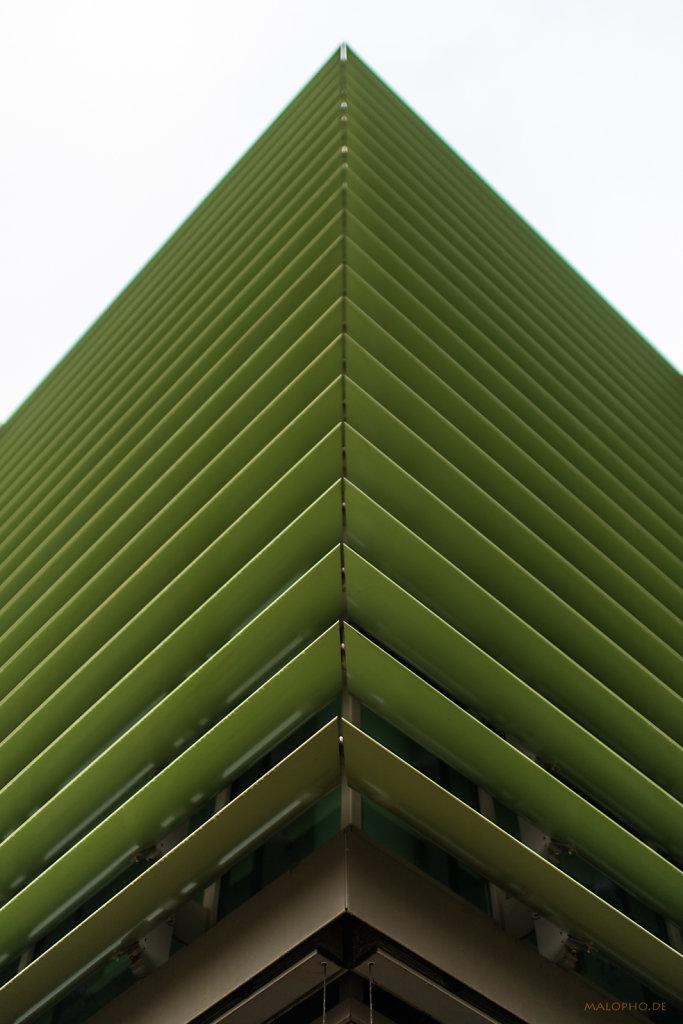 Ecke Grün
