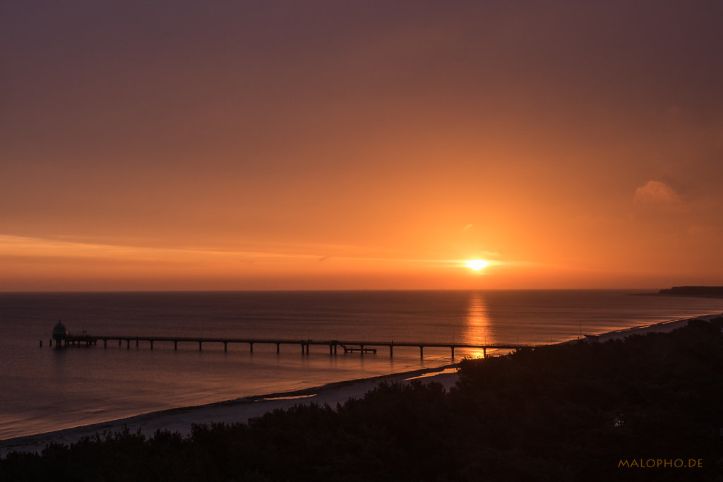 Baltic Sonnenaufgang