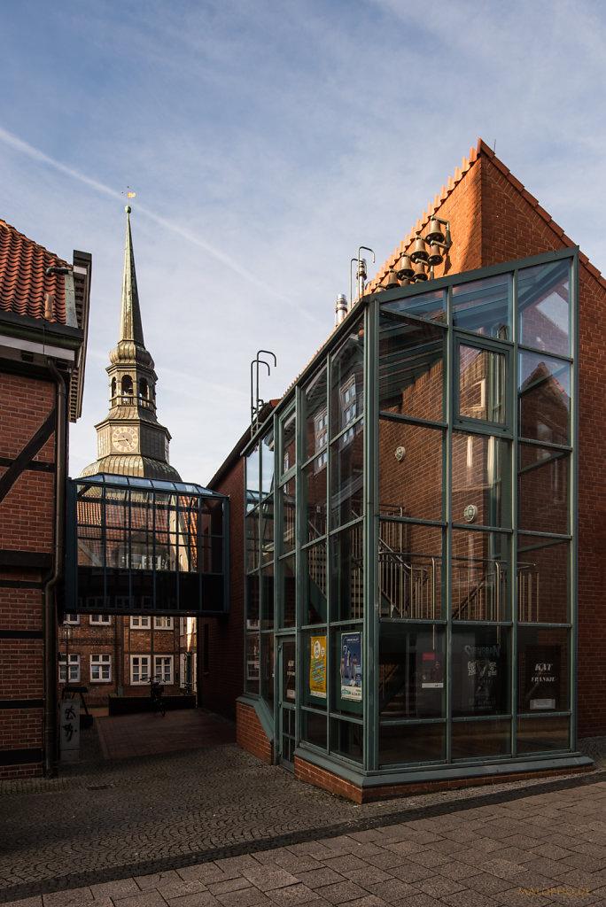 Neues Rathaus TS
