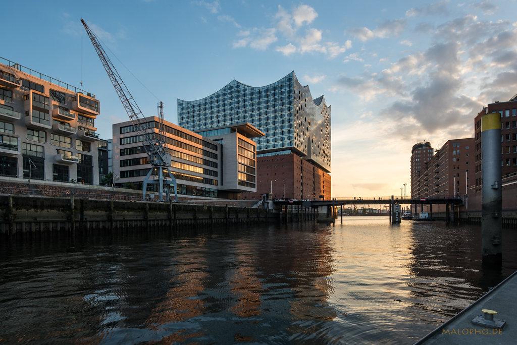 HafenCity Abend 2017