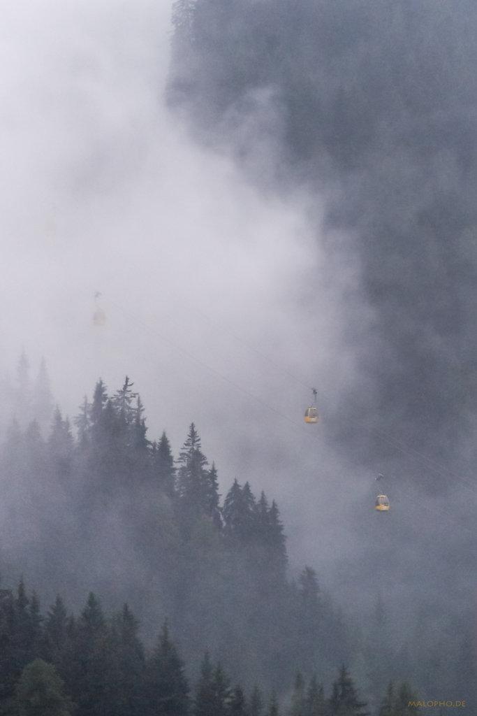 Nebelgondeln