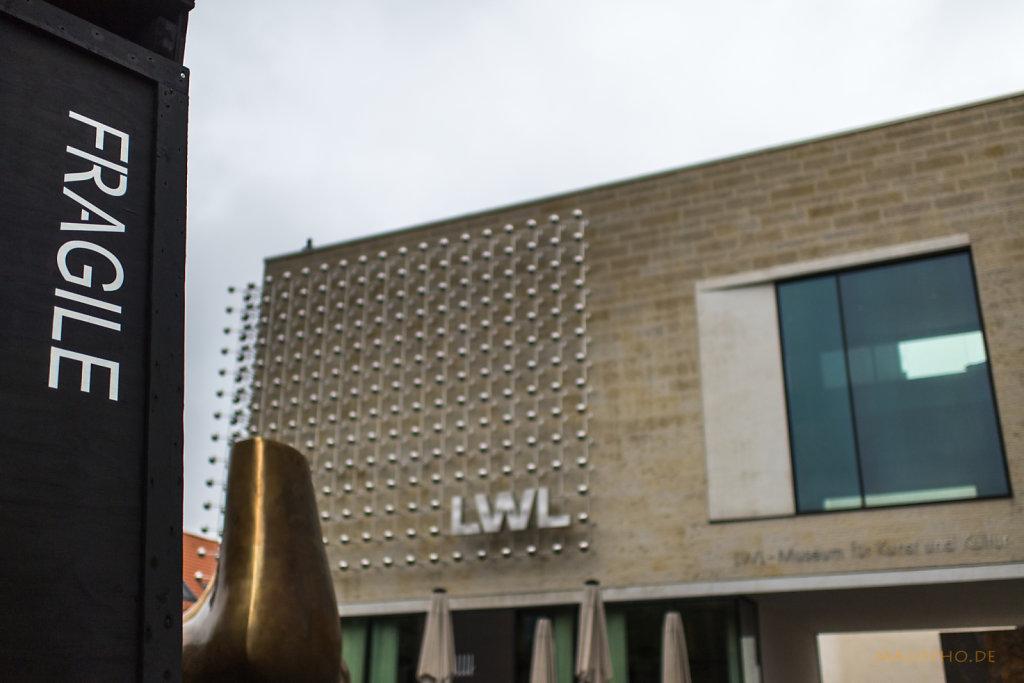 Fragile LWL
