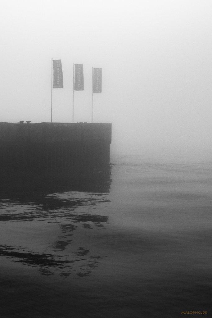 Nebelfahnen SW