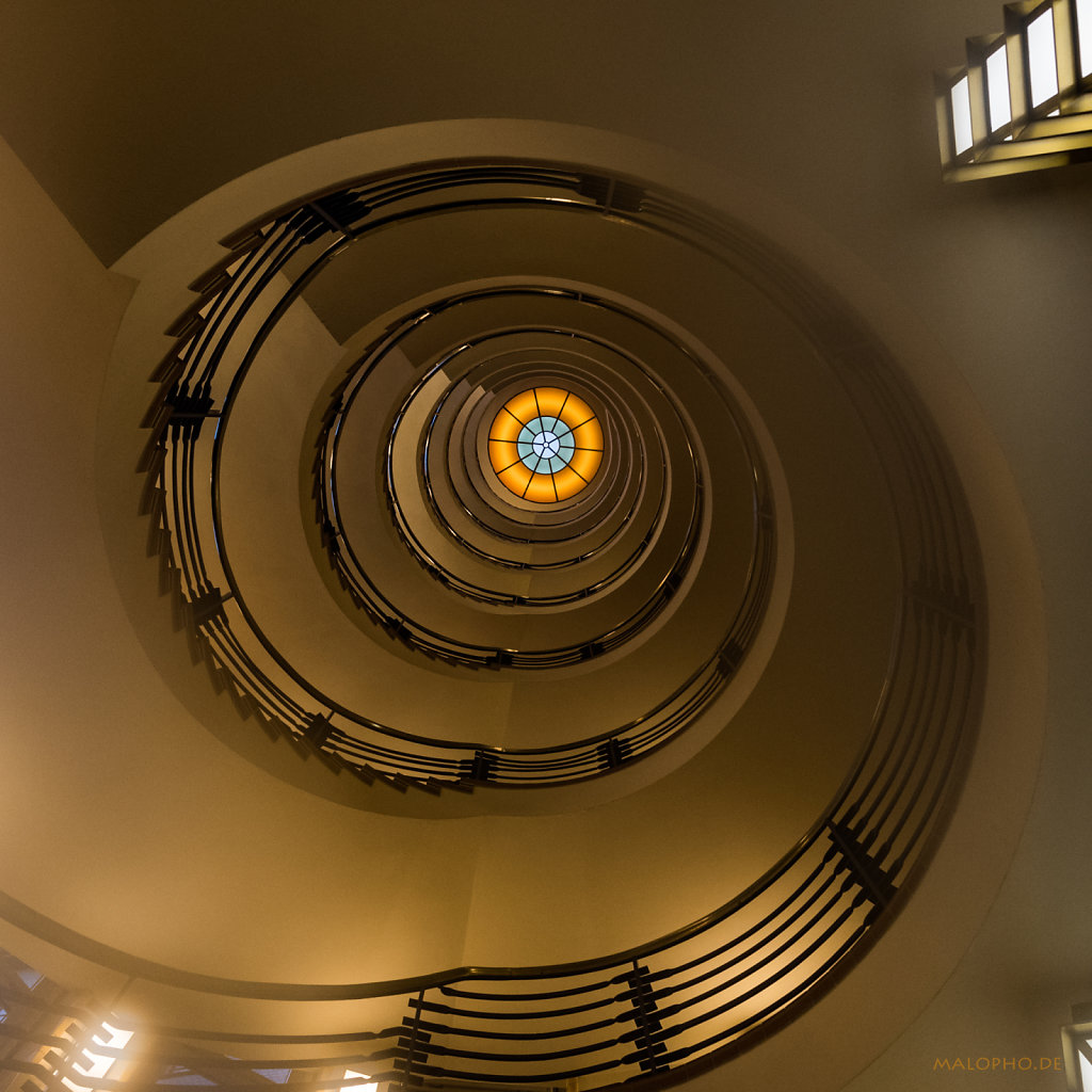 Brahms Kontor Treppe