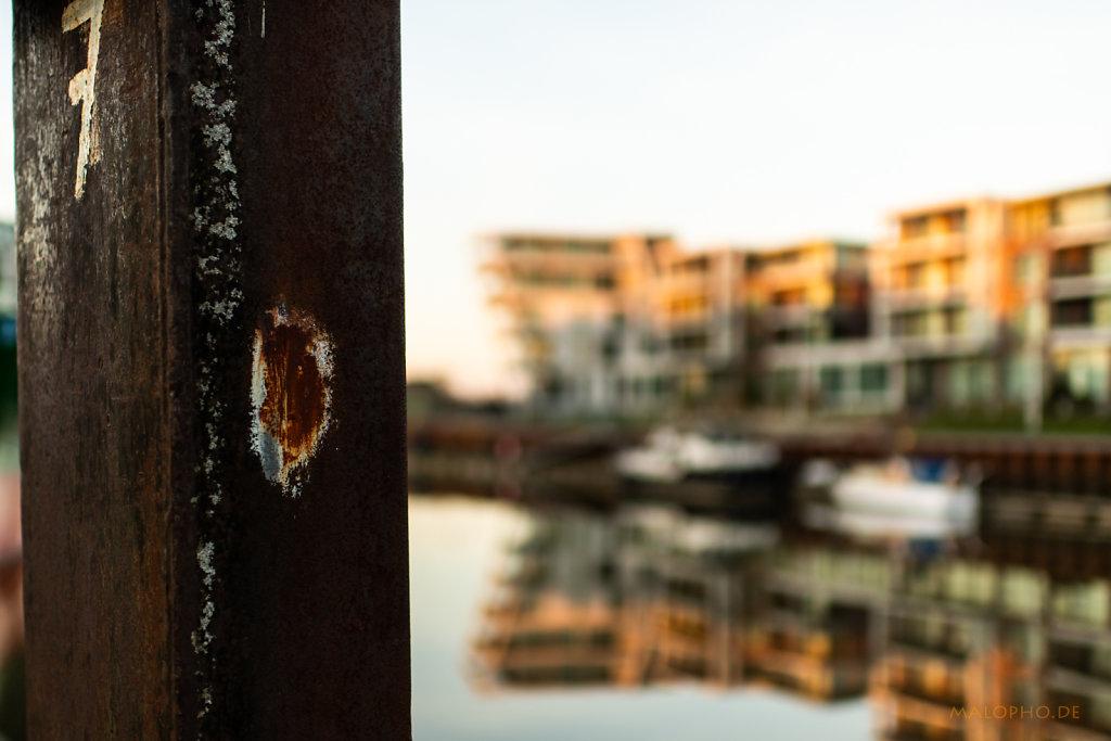 Hafencity Unscharf