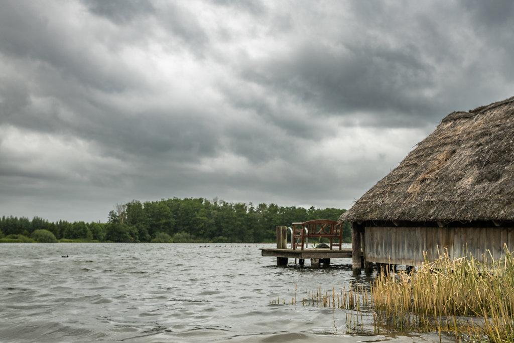 Bosau Fischerhütte