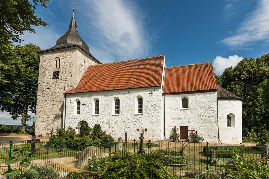Kirche Bosau