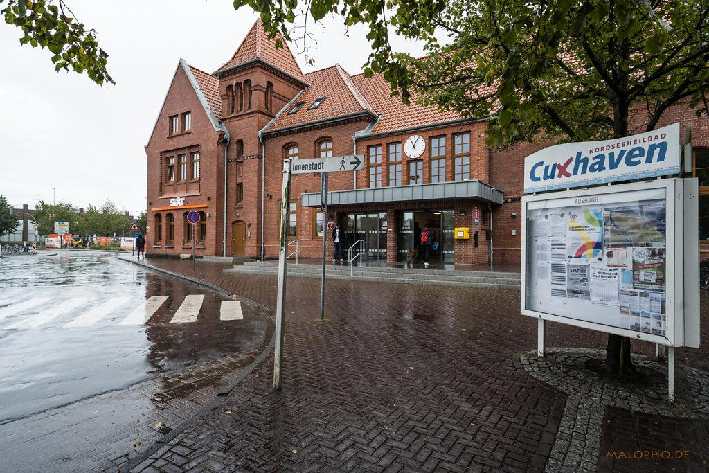 Bahnhof Cuxhaven