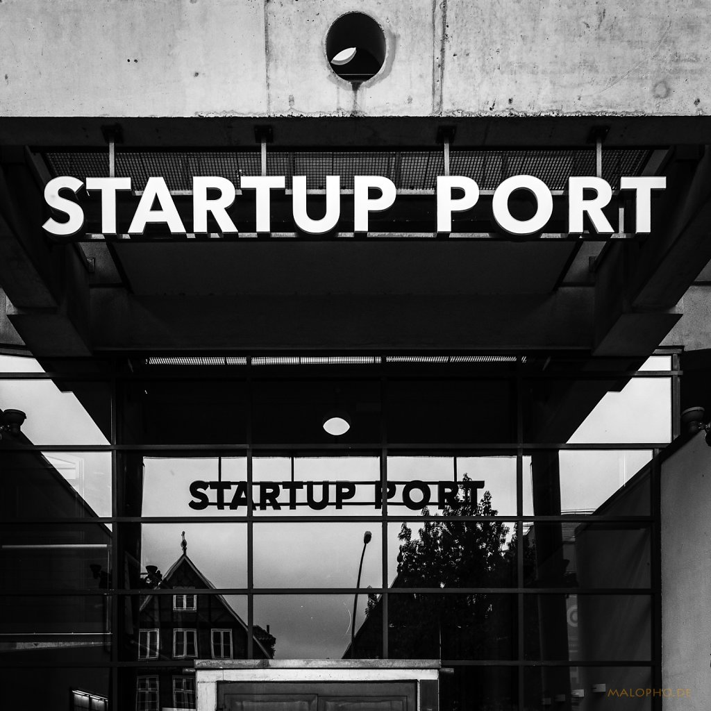 Startup im Spiegel