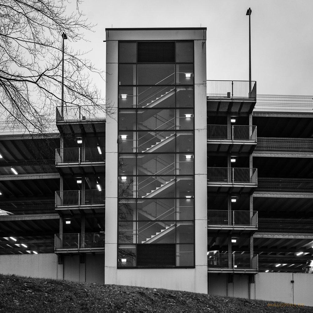 01 | 05 - Parkhausturm