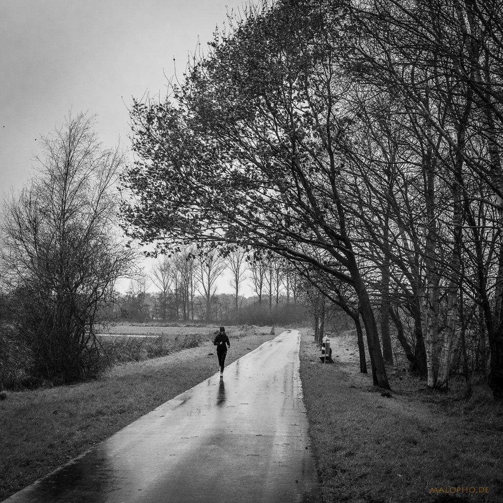 01 | 11 - Laufen im Regen