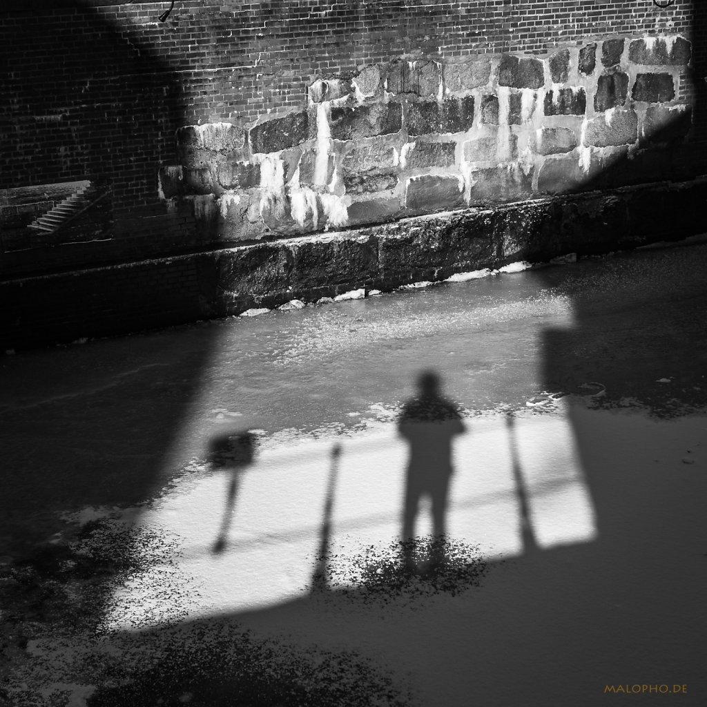 02 | 13 - Schattenselfie