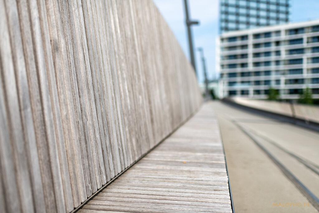 Sitzplatz Baakenbrücke