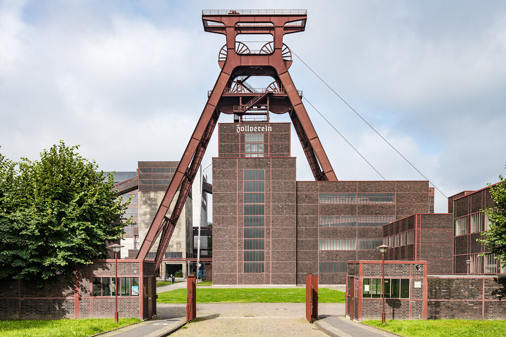 Eingang Zollverein