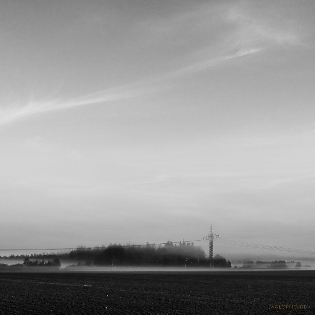 09 | 06 - Strom im Nebel
